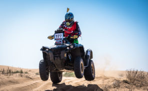 Результаты 3 этапа can-am x race 2019